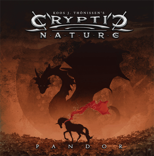 cryptic nature - pandor